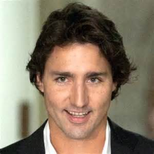 Justin Trudeau: Don't hate me because I'm beautiful.